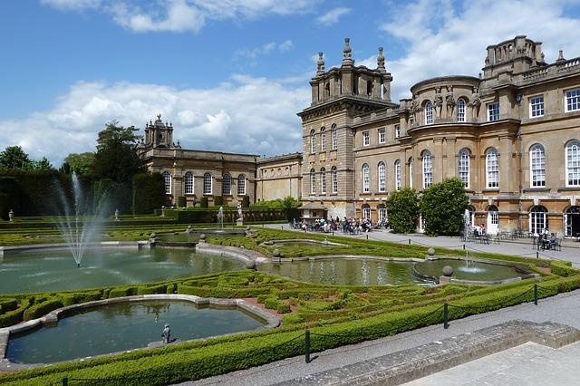 Oxford, Woodstock and Blenheim Palace